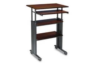 Adjustable Computer Desk Plans Pdf Diy Adjustable Computer Desk For Standing 18