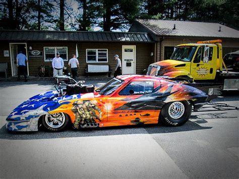 custom paintings custom race car paint