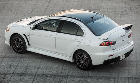 2015 Mitsubishi Lancer Evo Final Edition Testdriven Tv