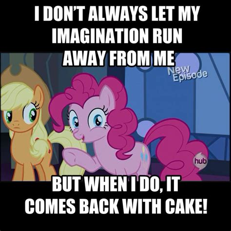 Pinkie Pie Meme - it s happened to other characters too in filli vanilli