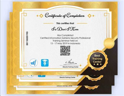 kumpulan template sertifikat  piagam versi cdr