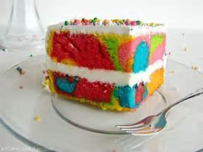 colorful cake hello wonderful 3 simple ways to make a rainbow cake