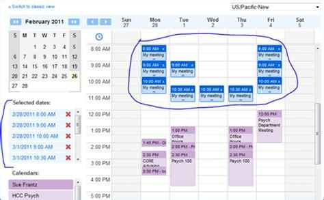 doodle integration with calendar doodle calendar integration technology for academics