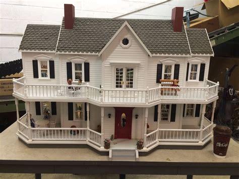 ebay vintage dollhouse hofco americana model 242 vintage doll house ebay