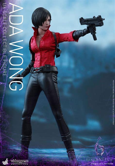 Toys Ada Wong Ceongsam Ver toys 1 6 biohazard 6 resident evil vgm21 ada wong masterpiece figure ebay