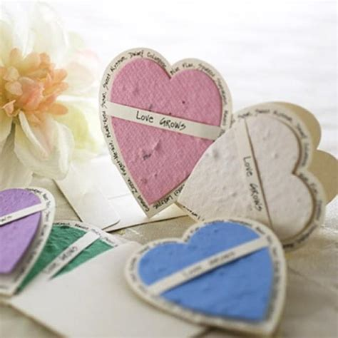 How To Make Seed Paper Favors - food favor seed paper wedding favors 2062984 weddbook