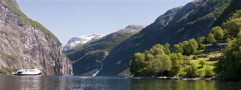 fjord facts geirangerfjord facts