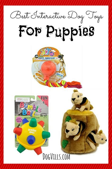 best puppy toys the best interactive toys for puppies vills