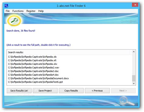 Abc Finder 1 Abc Net File Finder