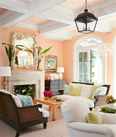 Balken In Decke Finden by Farbe F 252 Rs Wohnzimmer Wenn Pastellen Ins Spiel Kommen