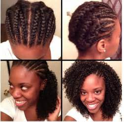 Home short hairstyles for black womena curly crochet weave