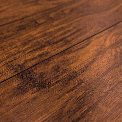 inhaus precious highland kilmer hickory 12mm laminate flooring contemporary laminate