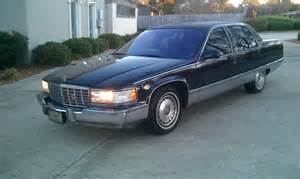 1996 Cadillac Review 1996 Cadillac Fleetwood Pictures Cargurus