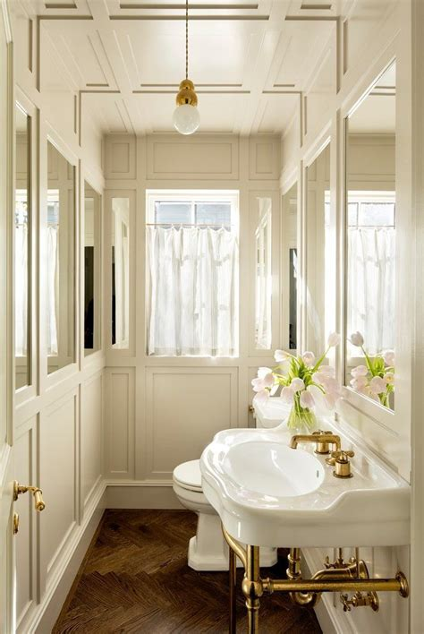 portland branch light fixture home powder room