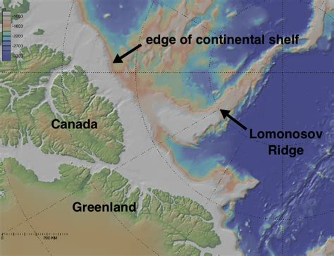 Arctic Continental Shelf by Seafloor Sunday 73 Territorial Disputes In The Arctic