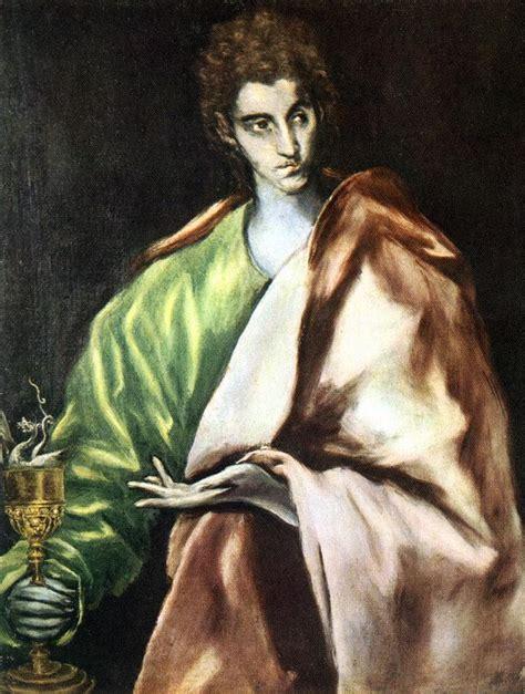 san juan apostol jpg file san juan evangelista el greco 1610 jpg wikimedia