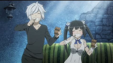 anime dungeon why it is wrong to try to pick up girls in a dungeon the
