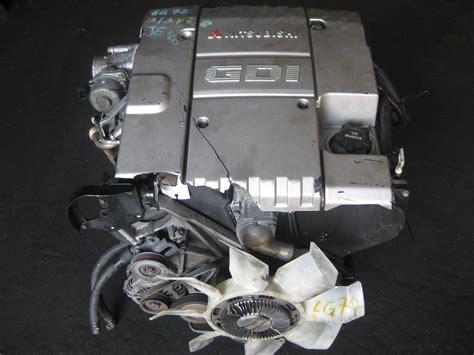 mitsubishi gdi engine mit 6g74 3 5 v6 gdi pajero