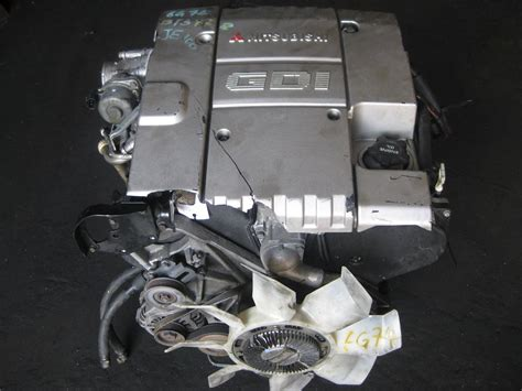 Mitsubishi Engines Mit 6g74 3 5 V6 Gdi Pajero Jap Euro
