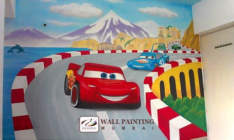 Wall Murals In Mumbai Wall Painting Mumbai Wall Mural Artist India