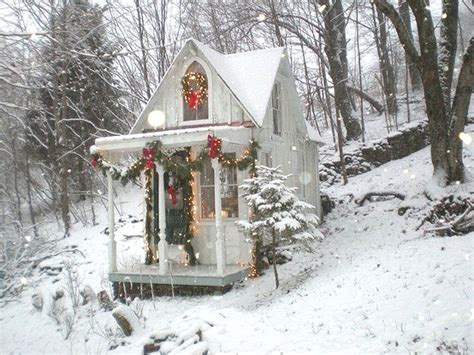 Winter Cottage by Dishfunctional Designs Be Inspired A Cottage Style