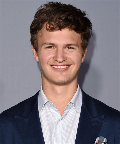 ansel elgort why ansel elgort is cool with being a heartthrob instyle com