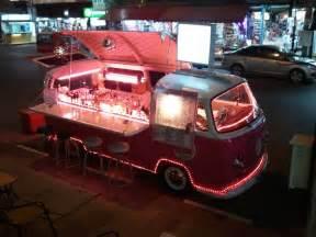 Pop A Top Bar by Vw Mobile Bar In Bangkok Vw Trailer Vw