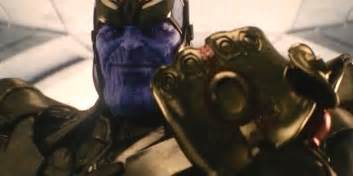 Thanos Infinity Stones When Thanos Will Probably Complete The Infinity Gauntlet