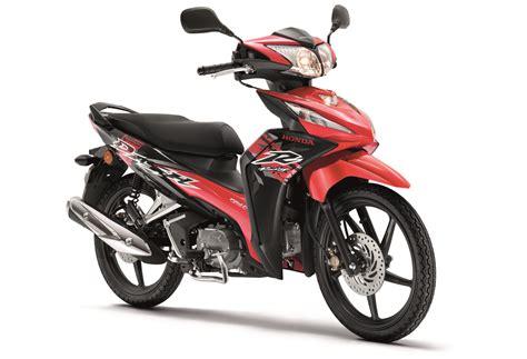 Honda Wave by 2017 Honda Wave Dash Fi Struts The Catwalk Bikesrepublic