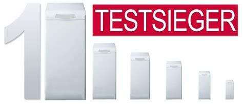 Waschmaschine Miele Oder Siemens 3162 by Waschmaschine Toplader Ger 228 Te Im Test Und Vergleich