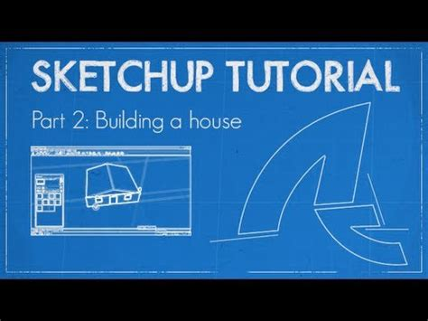 google sketchup tutorial part 2 google sketchup building a small garage part 1 doovi