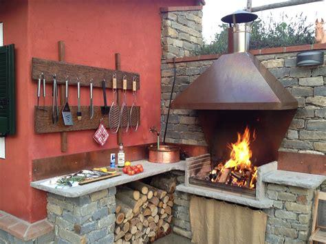 barbecue per interni barbecue in muratura idee tendenza sogno immagine spaziale