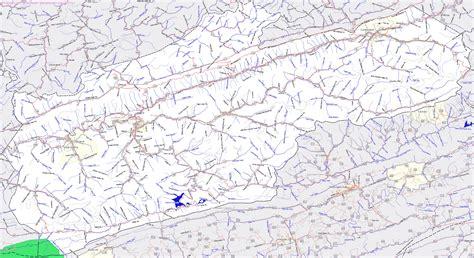kentucky map harlan county landmarkhunter harlan county kentucky