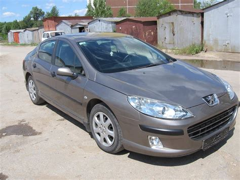 peugeot cars 2006 2006 peugeot 407 photos 1 8 gasoline ff manual for sale