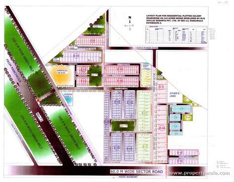 layout and land use of chandigarh idyllic panchkula eco city nh 73 panchkula