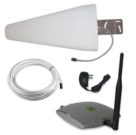 wi ex zboost reach yx560sl 70db dual band cellular signal booster kit with directional log