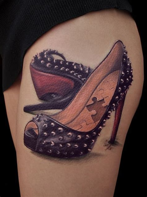 high heel inkspiration high heel