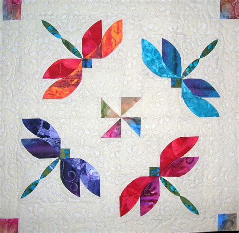 Dragonfly Patterns For Quilting by Such A Sew And Sew Of The Dragonflies