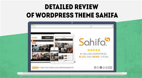 sahifa theme for blogger free download review of theme sahifa one of the best wordpress themes