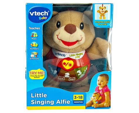 Vtech Singging Alfie vtech baby singing alfie multi great daily deals at australia s favourite