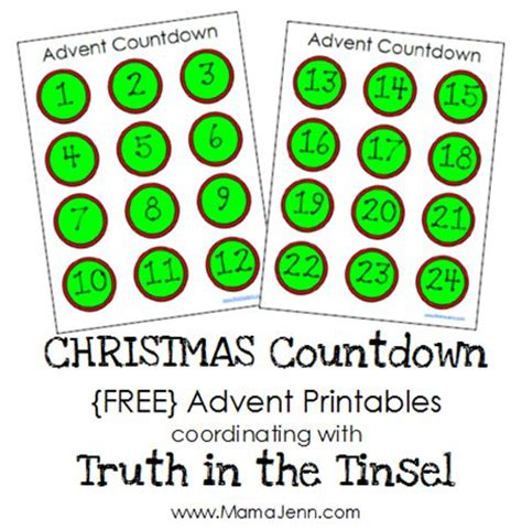 free printable daily countdown calendar the 152 best images about advent on pinterest nativity