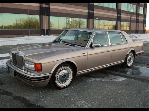 1996 Rolls Royce Silver Spur 1996 Rolls Royce Silver Spur Mk Iv Saloon Notoriousluxury