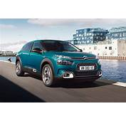 Citroen C4 Cactus Facelifted Airbumps Out Comfier Ride