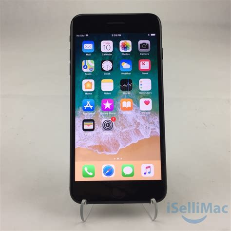 apple at t iphone 7 plus 128gb black mn522ll a a grade warranty 190198047601 ebay