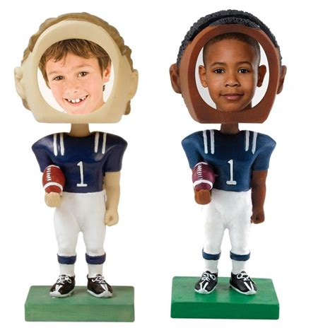 a bobblehead of yourself bobbleheads football bobble heads for football photo