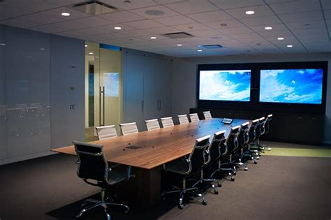 conference room for conferencing corporate system types conferencing av integrators