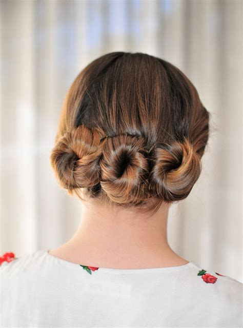 Cool Summer Hairstyles by Three Bun Hairstyle Cool Summer Hairstyle Hair