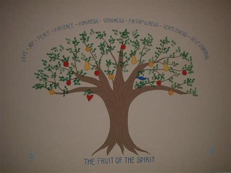 fruit of the spirit tree laughter does the god s garden