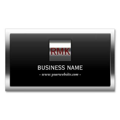 Monogram Business Card Template by 276 Best Monogram Business Card Templates Images On