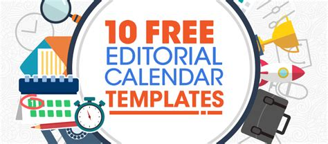 editorial calendar for content marketing template get started with these 10 content marketing editorial calendar